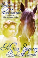 Miss Spencer Rides Astride cover image